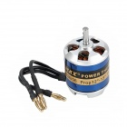 EMAX BL2826 Outrunner Brushless Motor for R/C Aircraft - Blue + Black + Silver