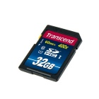 Genuine Transcend SDHC UHS-I 300X SD Memory Card - 32GB (Class 10)
