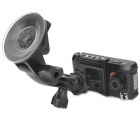 "MiniF900 2.0"" TFT 1080p HD 4X CMOS 120' Wide Angle Car DVR w/ HDMI / GPS / Remote Control - Black"