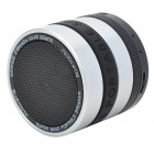 SLH-HY-L01 Bluetooth v2.1 + EDR 2.1-Channel Super Bass Speaker w/ TF - Black + Silver