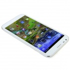 "i8750+ Quad-Core Android 4.2.1 WCDMA Smartphone w/ 5.8"" Capacitive Screen, Wi-Fi and GPS - White"