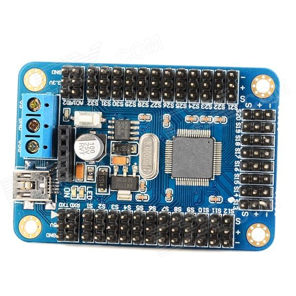 32 Ch Servo Motor Control Driver Board For Arduino Works