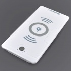 Jerkang JRK-1688 6000mAh Qi Standard Mobile Wireless Power Charger for iPhone 4S - White
