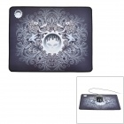 High Performance Gaming Mouse Pad Oversized - Schwarz + Grau + Weiß