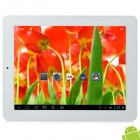 "ONN M8 9.7"" Capacitive Screen Android 4.1 Quad Core Tablet PC w/ TF / Wi-Fi / Camera - Silver"