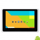"Ramos W21 7"" Capacitive Screen Android 4.1 Quad Core Tablet PC w/ TF / Wi-Fi / Camera - White"