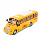 Matthew 2-CH Radio Control R/C School Bus w/ Light / Music - Yellow