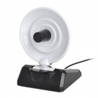 Wireless-G 10dBi 2.4GHz High Gain Directional Dish Antenna - White + Black