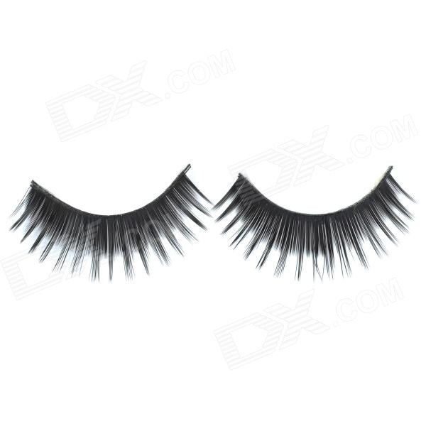 ZX-029 Black Valse Wimpers voor Beauty Make-up (paar)