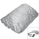 Protective Water Resistant Dust-Proof Anti-Scratching SUV Car Nylon Cover - Silver (Size M)