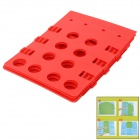 LR-03 Flip Clothes / Garment Folder Folding Board Organizer - Red