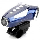 HM-SC0011 Mini 5.0MP Waterproof Sport Bicycle Video Camera Camcorder - Blue