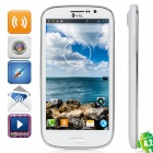 THL W8+ Quad-Band Android 4.2 Bar Phone w/ 5.0