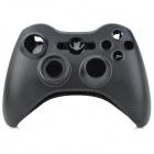 Replacement Housing Case Cover for Xbox360 Wireless Controller - Black
