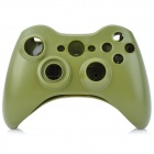 Replacement Housing Case Cover for Xbox360 Wireless Controller Joystick - Army Green