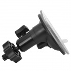 Iron Ball 360 Degrees Rotation Suction Cup Mount Holder for DP-R Series / F100 / S1 Car DVR - Black