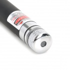 200323 5mW 650nm Red Laser Pointer w/ Replacement Head - Black (2*AAA)