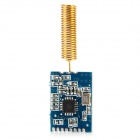 RF1100M Wireless Transceiver Module - Blue + Golden
