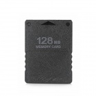 Memory Card for PS2 / PS2 Slim - Black (128MB)