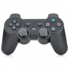 2.4GHz IR Wireless Dual-Shock Game Controller Joystick for PS3 / PS3 slim / PS3 CECH / PC - Black