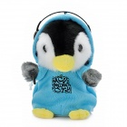 MC DJ Rapper Mimicry Pet Early Learning Wear Clothes Hamster Talking Toy for Kids Repeat Talking