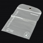 "Waterproof Protective PVC Bag for 7"" 8"" Ipad MINI Samsung / Lenovo / Ainol / Teclast - White"