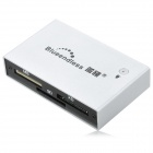 Blueendless C516U3 High Speed ​​USB 3.0 SD / MS / XD / CF / TF Card Reader - Silber + Schwarz