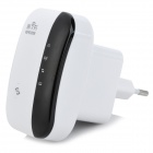 560N2 300Mbps 802.11b/g/n Wi-Fi AP / Repeater Adapter w/ 3dBi Antenna - White + Black (EU Plug)