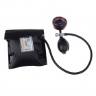Aneroid Sphygmomanometer / Blood Pressure Kit - Black