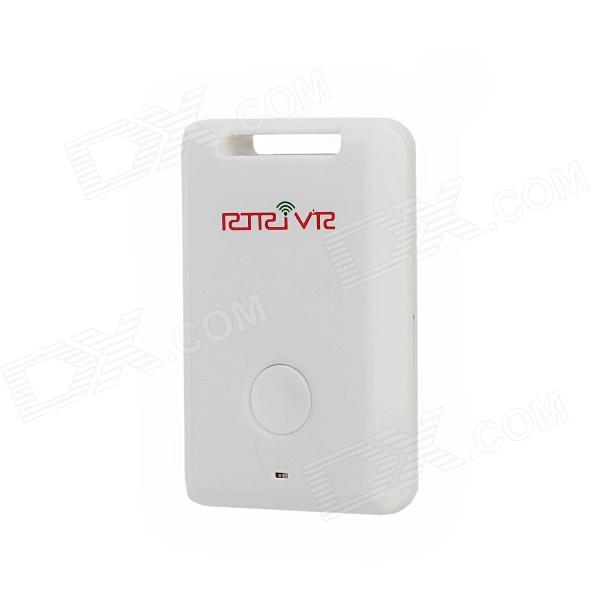 Rtrivr RSC-801 Camera Shutter Remote Controller for Android Smart Phone / Tablets - White ipega pg 9077 bluetooth wireless gamepad