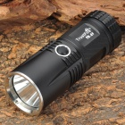 TrustFire TR-A9 Cree XM-L2 T6 500lm 5-Mode White Flashlight - Black (4 x 14500)