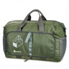 HASKY CY-2220 Foldable Oxford Fabric Travelling Bag - Army Green