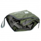 Hasky CY-2220 plegable Oxford Tela Travelling Bag - Ejército Verde