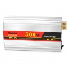 TOHDA TH-500 500W Car DC 12V to AC 220V Power Inverter - Silver