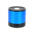 ZEA-F11M Wireless Bluetooth Stereo Speaker for Iphone / Ipad / Smart Phone - Blue
