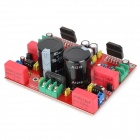 NE5532 / LM3886 Hi-Fi 2-Channel 2 x 68W High-Fidelity Amplifier Board - Red + Black (AC 28V)