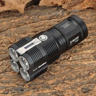 "NiteCore TM26 0.7""LCD 3500lm Multi-Mode Memory White Flashlight w/ 4 x Cree XM-L U2 (4 x 18650)"