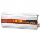 TOHDA TH-1000 1000W Car DC 12V to AC 220V Power Inverter - Silver