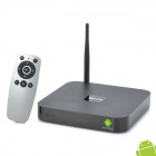 BEITAI B08 Android 4.0 Mini PC Google TV Player w/ 1GB RAM / 4GB ROM / RJ45 / Remote Controller