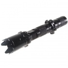 Aurora X-06-3 Cree P4-WC 120-Lumen LED Flashlight with Assault Crown (3*CR123A)