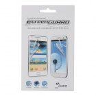 Protective Clear Screen Protector PET Film Guard for Samsung Galaxy S4 i9500 - Transparent (2 PCS)