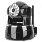 Free DDNS IP-620W 1.0 MP CMOS Surveillance Security Wi-Fi Wireless IP Network Camera w/ 11-IR LED