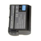 Full-Decoded Camera Battery for Nikon D800, D600, D7000, D7100, V1