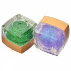DIY Removable Shinning Nail Art UV Gel Decorative Glue Set - Multicolored (12 PCS)