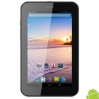 "T78 7"" Capacitive Screen Android 4.1 Dual Core Tablet PC w/ Dual SIM / Wi-Fi / GPS Module - Black"