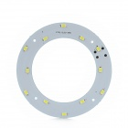 JR-6W-W-5730 DIY 6W 540lm 6500K 12-SMD 5730 LED White Light Module for Ceiling Light - (19~22V)