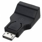 20-Pin DisplayPort Male to VGA Female Adapter (Black)