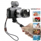 Multifunctional Portable Self-Shooting Monopod for Camera / Cellphone