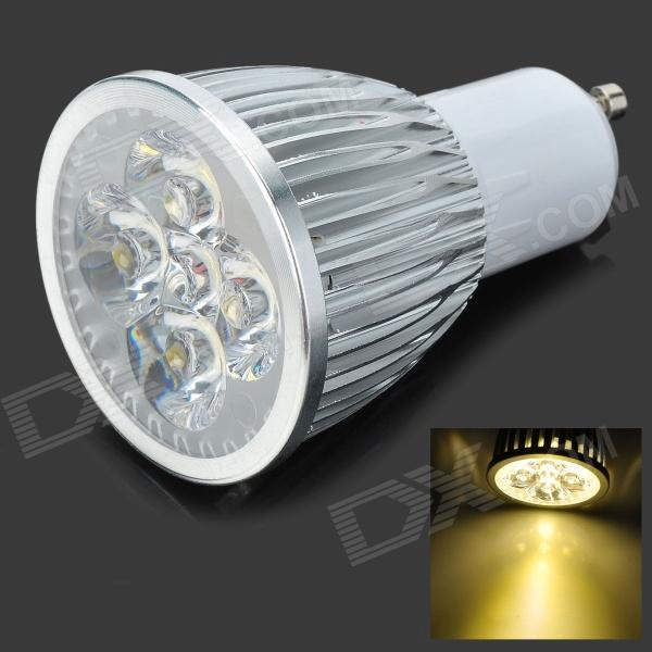 TOHDA GU10 5W 250lm 3500K 5-LED Warm White Spotlight (85~265V)