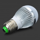 E27 5W 300lm 6500K 6-SMD 5730 LED White Light Dimmable Bulb Lamp (220V)